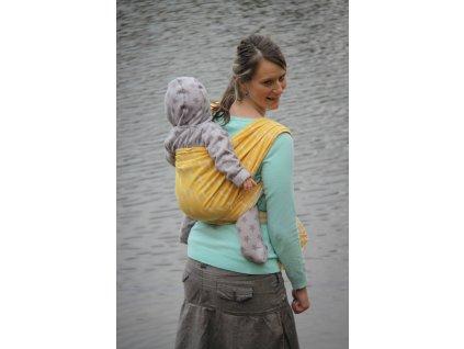 Raindrops Sun - šátek na nošení dětí